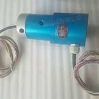 电气混合旋转接头 液电混合旋转接头SNQ06 电流信号2/30 帽式滑环
