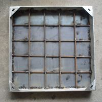 不锈钢隐形井盖_窨井盖_地沟篦子排水沟盖板_下沉