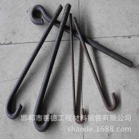 文安地脚螺栓厂家在哪里/推荐实力厂家/善德18531088712专业生产好地脚螺栓