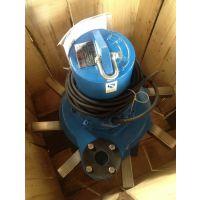 离心式潜水曝气机,潜水离心曝气机QXB2.2
