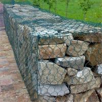 步鑫 覆塑格宾网 包塑石笼网厂家