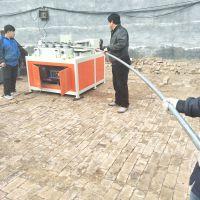 大棚弯管机 吉林蔬菜大棚方管打弯机 温室棚冷弯机 全自动弯管机