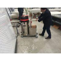 威德尔电瓶工业吸尘器电子厂车间地面清理用吸尘设备