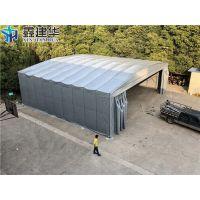 杨浦区活动推拉大型仓库雨棚定做厂家_布户外移动遮阳篷供应