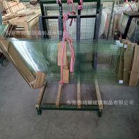 广东热弯厂专业生产4MM热弯玻璃 超薄弧形烤弯玻璃十年弯玻加工