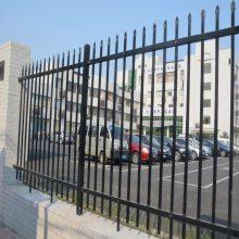 热镀锌锌钢栅栏厂家 清远围墙隔离护栏 茂名铸铁市政护栏