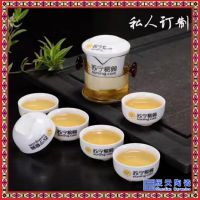 迷你家用陶瓷旅行功夫小茶具套装快客杯一壶二杯两杯便携茶杯套装