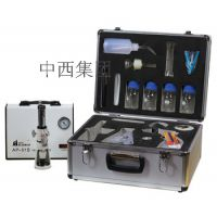 中西 便携式油污染度检测仪(油颗粒仪)库号:M126093 型号:XW52-TP691