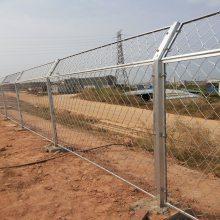 广州标准铁路镀锌网铁丝网报价 珠海高铁两边防护网厂家