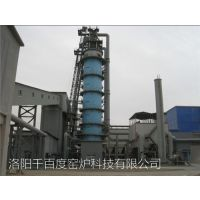 山西千百度石灰窑炉 陕西石灰窑设备厂家