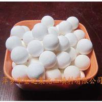 氧化铝耐火瓷球 甲醇变换炉惰性耐火球 萍乡金达莱填料