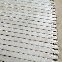 福建转弯机链板 厂家直销不锈钢链板转弯输送带 经久耐用