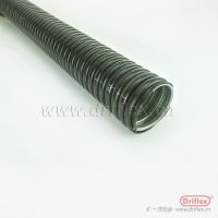 高质量穿线类软管 湖南厂家成卷出售 外层包塑 里层钢带 防水阻