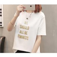 工厂爆款女装服装批发韩版女士上衣低价女装打底衫便宜T恤清仓库存服装批发
