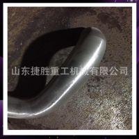 管子抛光机 弯管抛光机 椭圆扁管的表面纱光作业 操作简单