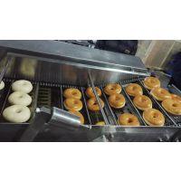全自动迷你面包型甜甜圈设备 煜丰烘焙机械厂家