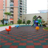 湖南学校 操场地垫 户外橡胶地垫 幼儿园跑道 人造草坪批发