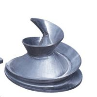 活性菌落污泥回流使用潜水排污泵潜水螺旋泵_干式安装螺旋离心泵QLX