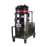 车间仓库车库清理灰尘碎屑专用充电吸尘机 威德尔无线式电瓶吸尘器