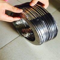 316不锈钢卷带 2B平板贴膜分条窄带 冷轧不锈钢带表面定做