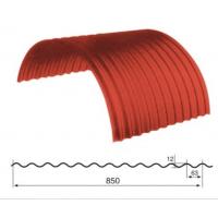 博远850圆弧打拱机设备水波纹打拱