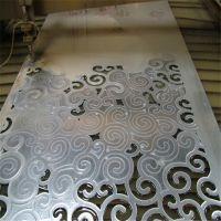 会展展示中心飘窗护栏护手花瓣造型镂空铝单板幕墙铝单板结构安装