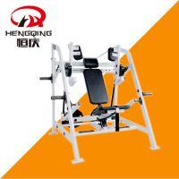 恒庆健身器材HQ-3017悍马系列 三头下压训练器 健身房运动力量健身器械