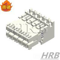 HRB品牌直销RAST5.0mm 刺破连接器 单排刺破式连接器 M5003 UL认证