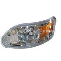 电动观光车卓越前大灯LED型观光车前灯转向灯