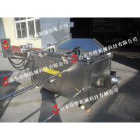 黑龙江炸鱼油炸机 自动搅拌式油炸机