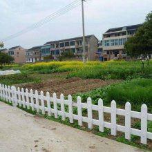 宁德pvc塑钢草坪护栏花园围栏加工定制颜色多样