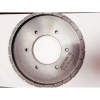 供应陶瓷切割机、瓷砖加工设备圆弧抛光机配件修边轮