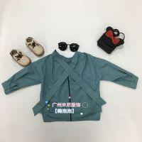 原创设计师品牌折扣货源嗨抱抱外套大衣韩版纯棉秋装批发