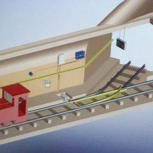 煤矿岽矿安司控道岔装置ZKC127司控道岔优良生产厂家