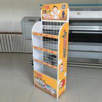 婴儿用品展示架 宝宝有机食品展示架 儿童礼品展示架 玩具展示架