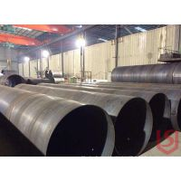 南昌螺旋钢管厂家 Q345螺旋管批发 盛仕达报价