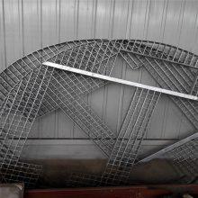 水沟盖板 排水沟沟盖板 钢格板用途