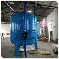 番禺清又清专业生产双面焊接碳钢砂滤器仁化县油脂厂污水净化过滤器