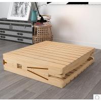 合肥上下铺实木床合肥优邦实木床加厚稳固咨询15156564792