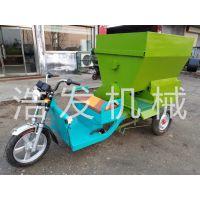 养殖使用的撒料车 移动式撒料车