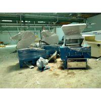 出售江门HP30P片刀塑料粉碎机,强力塑料粉碎机一台送货