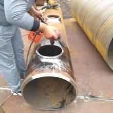 泰拓90度拔制汇气管耐高压耐腐蚀广泛应用