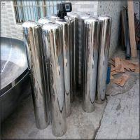 高州市仿玻璃钢桶软水树脂过滤罐清又清3立方循环水石英砂过滤器