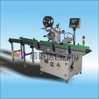 全自动平面贴标机C-T-306不干胶标签、不干胶膜、电子监管码、条形码贴标