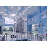 午托班室内设计_幼儿园装修设计:这几个风格能吸引儿童