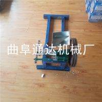现货供应 小型多功能膨化机 食品空心棒机 玉米膨化机 通达
