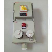 bxx52防爆检修电源插座箱厂家定做森恩防爆