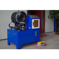 河南时捷供应液压油管压管机 建筑钢管压管机欢迎咨询