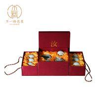 定做北京高档瓷器紫砂茶具包装,高档特种纸灰板材料,用心生产制作包装盒厂家