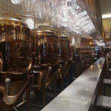 西安火锅店啤酒酿造机器多少钱